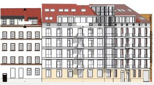Gneisenaustraße-12-Grundriss-Fassadengestaltung-1