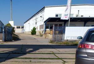 Halle - Ottostraße 4 - Einfahrt
