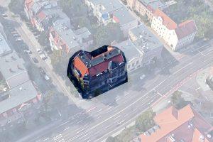 Halle-Reilstraße-Schrägbild