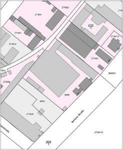 Leipzig-Berliner-Straße-Flurkarte-rotated