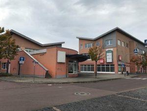 Merseburg - Einkaufszentrum Brühl