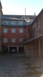 Merseburg - Poststraße - Altes Amtsgericht