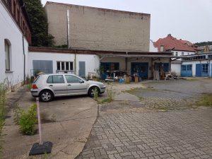 Weißenfels - Beudlitzstraße - Gewerbeobjekt