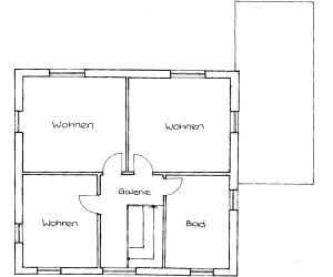 Beispiel Bebauung mit Einfamilienhäusern 3