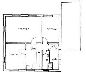 Beispiel Bebauung mit Einfamilienhäusern 4