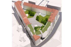 Schönefeld - Wohn- und Geschäftshausprojekt 01