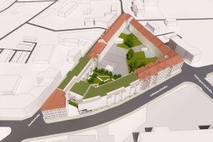 Schönefeld - Wohn- und Geschäftshausprojekt - Planungen (1)