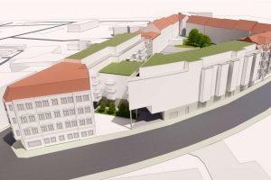 Schönefeld - Wohn- und Geschäftshausprojekt - Planungen (10)