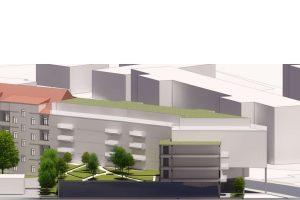 Schönefeld - Wohn- und Geschäftshausprojekt - Planungen 11