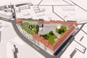 Schönefeld - Wohn- und Geschäftshausprojekt - Planungen (3)