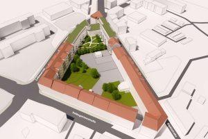 Schönefeld - Wohn- und Geschäftshausprojekt - Planungen (5)