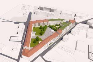 Schönefeld - Wohn- und Geschäftshausprojekt - Planungen (7)