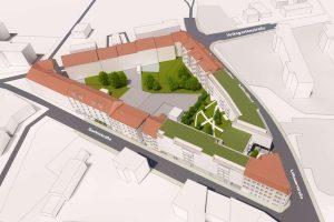 Schönefeld - Wohn- und Geschäftshausprojekt - Planungen (9)