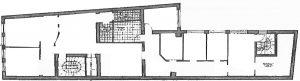 Skizze Obergeschoss 1